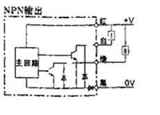 Фотодатчик Z3J схема подключения NPN
